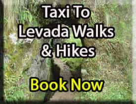 Taxis to Madeira Walks